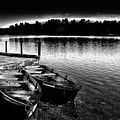 Two Boats by David Patterson