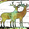 Two Bucks 2 by Larry Campbell