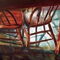 Two Chairs by Bob Dornberg