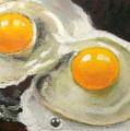 Two Eggs  by Joyce Geleynse