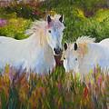 Two Friends by Mary Jo Zorad