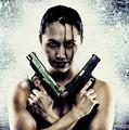 Lara Croft by Reynaldo Williams