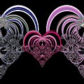 Two Hearts that beat as One Fractal 80