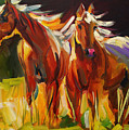 Two Horse Town by Diane Whitehead