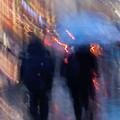 Two In The Rain by Svetlana Iso