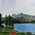 Two Jack Lake by Linda Feinberg