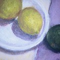 Two Lemons With Lime by Dolores Holt