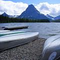 Two Medicine Lake by Idaho Scenic Images Linda Lantzy