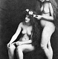 Two Nudes, 1913 by Granger