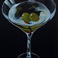 Two Olive Martini by Torrie Smiley