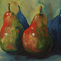 Two Pears  by Torrie Smiley