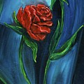 Two Red Roses by Jennifer Christenson