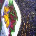 Two Sides Of Art -fragment by Svetlana Vinokurtsev
