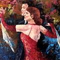 Two To Tango by David G Paul
