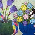 Two Vases by Linda Stewart