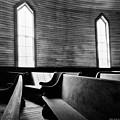 Two Window Church by Blake Richards