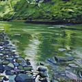 Twolick Creek by Ryan Halliwell