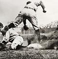 Ty Cobb Gets A Triple by Jon Neidert