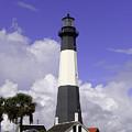 Tybee Island Lighthouse by Elizabeth Eldridge