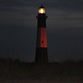 Tybee Island Lighthouse In The Evening by Johann Todesengel