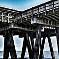 Tybee Island Pier by Paul Wilford