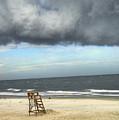 Tybee Island Storm by Tammy Wetzel