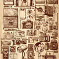 Types Of Photo Cameras by Alexander Babich