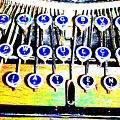 Typewriter by Peter  McIntosh