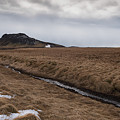 Typical Icelandic Mountain Landscape by Michalakis Ppalis