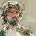 Tyrion Lannister, Game Of Thrones by Dante Blacksmith
