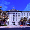 U S Custom House - New Orleans by Mountain Dreams