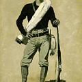 U. S. Soldier, Spanish-american War by Frederic Sackrider Remington