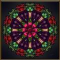u028 Wholehearted Hibiscus by Drasko Regul