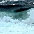 Ucluelet Breaking Waves by Adam Jewell