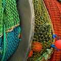 Ucluelet Fishing Nets by Adam Jewell