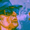 Udo Lindenberg Die Coole Socke 4 Pop Art Pur by Felix Von Altersheim