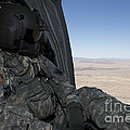 Uh-60 Black Hawk Crew Chief Takes by Terry Moore