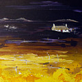 Uist Crofts by Peter Tarrant