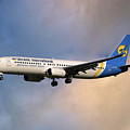 Ukraine International Airlines Boeing 737-8eh by Smart Aviation