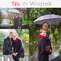 Ula And Wojtek Engagement 1 by Alex Art and Photo