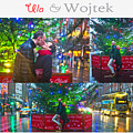 Ula And Wojtek Engagement 4 by Alex Art and Photo