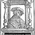 Ulrich Von Hutten, German Poet by Wellcome Images