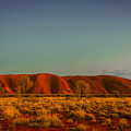 Uluru/ayers Rock by Lenore Holt-Darcy