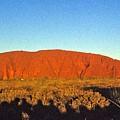 Uluru by Gary Wonning