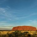 Uluru Sunset 01 by Werner Padarin