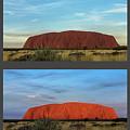 Uluru Sunset by Werner Padarin