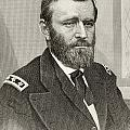 Ulysses S. Grant, 1822 To 1885. Union by Vintage Design Pics
