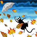 Umbrella by Andrew Hitchen