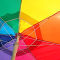 Umbrella In Sunlight by Gregory Smith