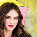 Umbrella Lady by Dawn Van Doorn